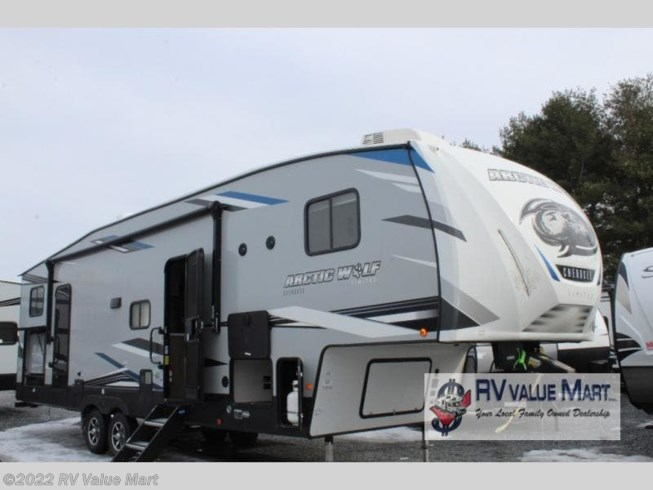 2021 Forest River Cherokee Arctic Wolf 321BH - New Fifth Wheel For Sale by RV Value Mart in Willow Street, Pennsylvania features Slideout
