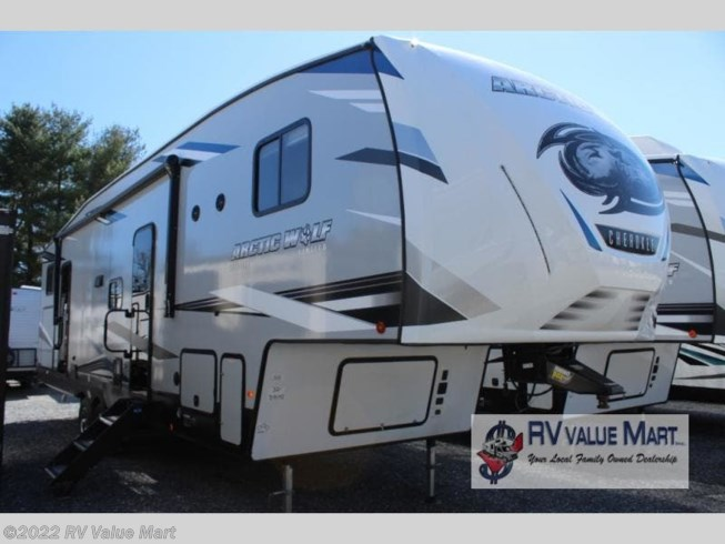 New 2021 Forest River Cherokee Arctic Wolf 321BH available in Willow Street, Pennsylvania