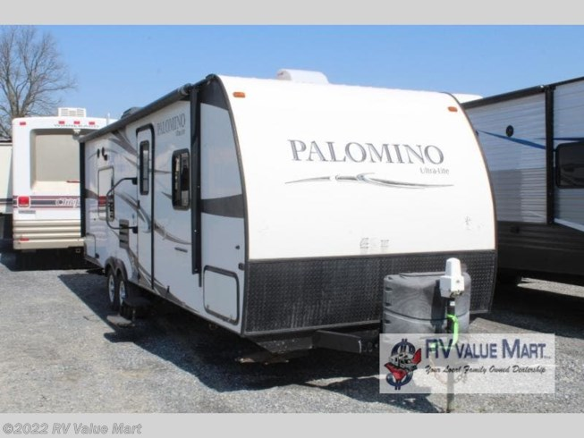 Used 2013 Palomino Ultra-Lite T-245 available in Willow Street, Pennsylvania