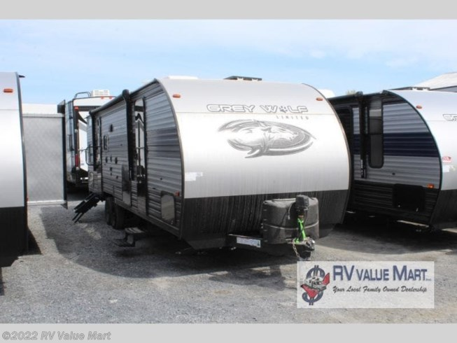 New 2021 Forest River Cherokee Grey Wolf 27DBH available in Willow Street, Pennsylvania