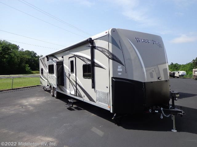 2016 Forest River Rv Work And Play 34wrs For Sale In