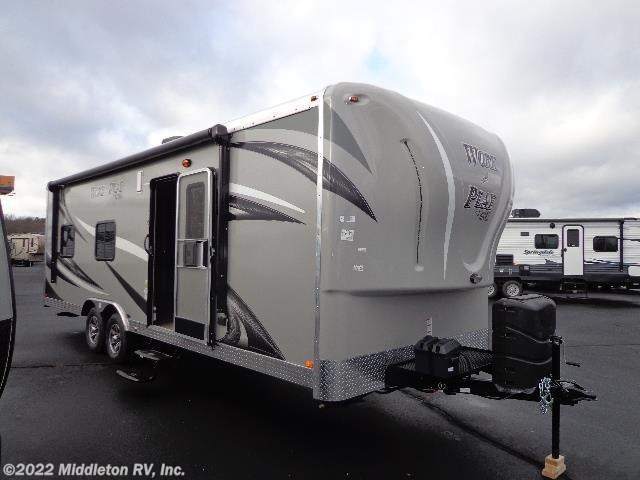 2016 Forest River Rv Work And Play 25cb For Sale In Festus
