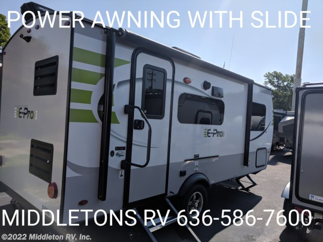 2019 Forest River Flagstaff E-Pro FLTE19FBS