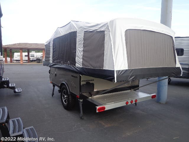 Used 2017 Livin' Lite Quicksilver 8.0 available in Festus, Missouri