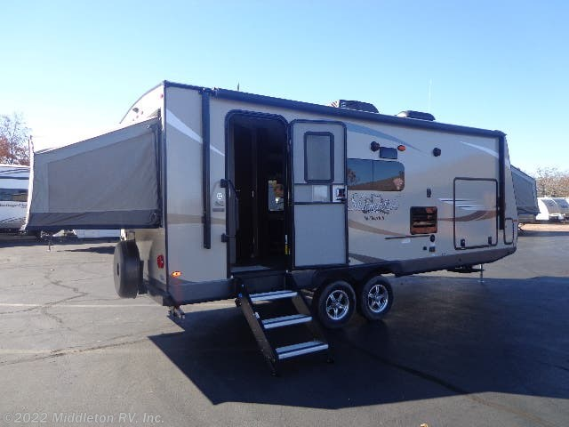 2019 Forest River Shamrock 235SD