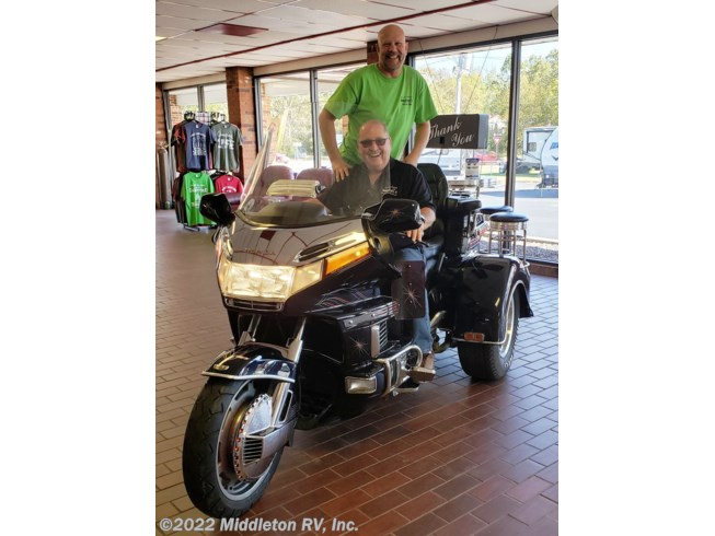 Used 1997 Miscellaneous Honda Goldwing 1500 Trike available in Festus, Missouri