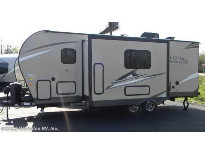 New 2021 Forest River Flagstaff Micro Lite 25BDS available in Festus, Missouri