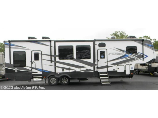 New 2021 Keystone Fuzion 373 available in Festus, Missouri