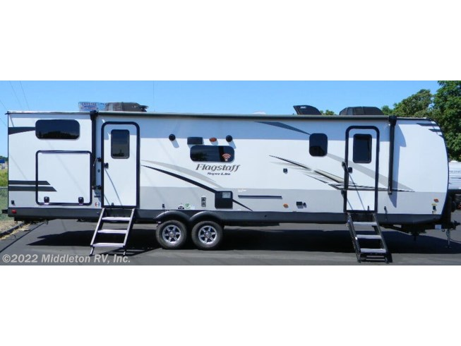 New 2021 Forest River Flagstaff Super Lite 29BHS available in Festus, Missouri