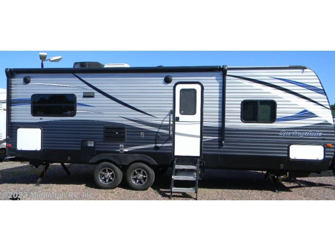 Used 2018 Keystone Springdale 252RL available in Festus, Missouri