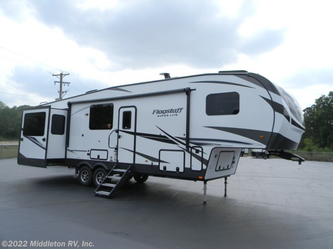 New 2021 Forest River Flagstaff Super Lite 529RLKS available in Festus, Missouri
