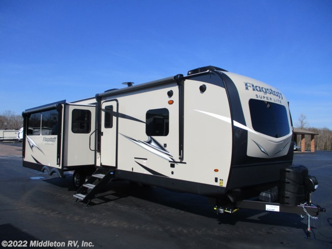 New 2021 Forest River Flagstaff Super Lite 29RLBS available in Festus, Missouri