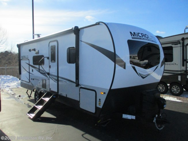 New 2021 Forest River Flagstaff Micro Lite 25BSDS available in Festus, Missouri