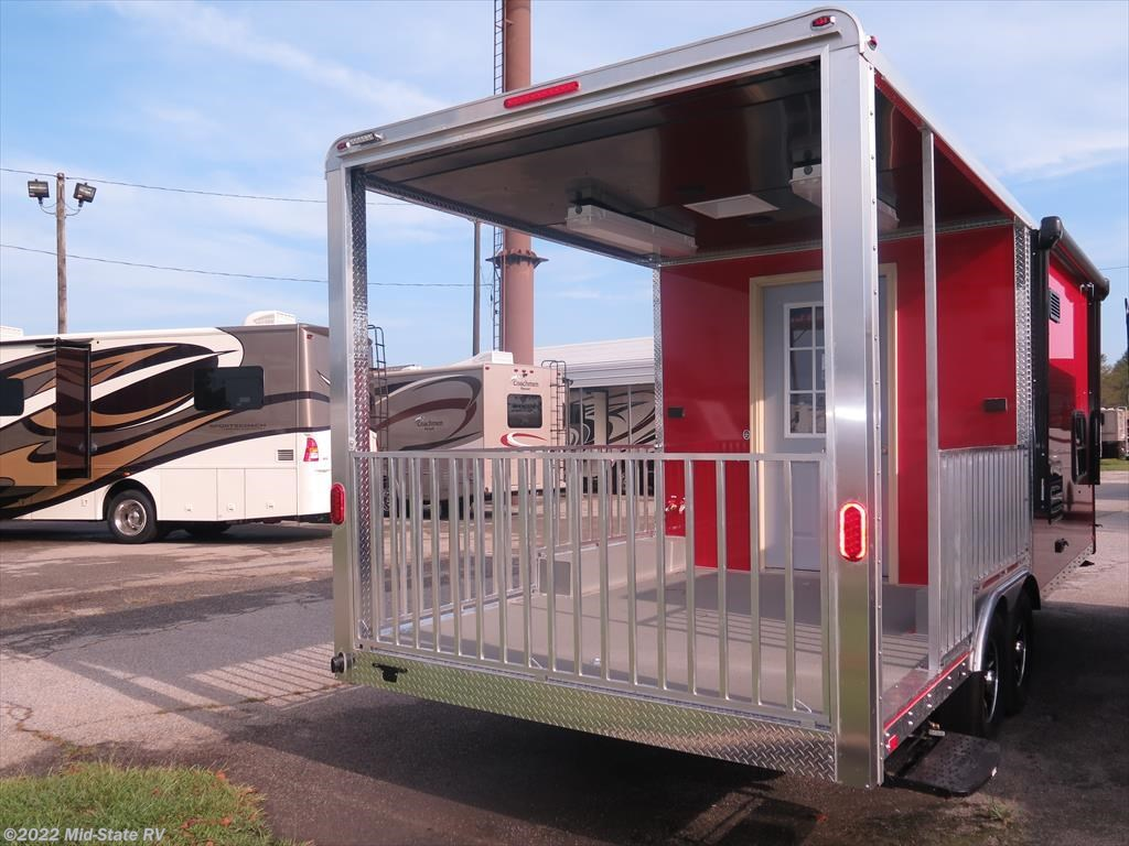 2016 Forest River Rv Work And Play Cook And Play 22fbw For