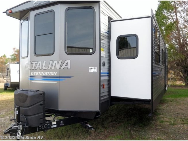 2019 Catalina Destination 39FKTS by Coachmen from Mid-State RV in Byron, Georgia