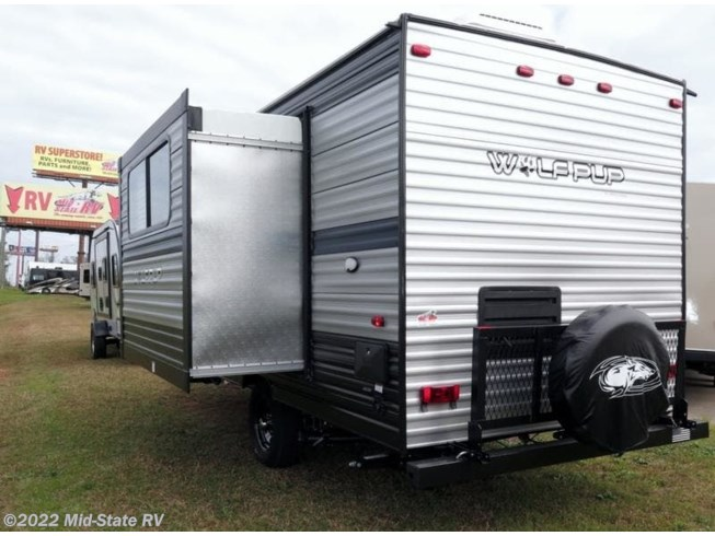 2019 Forest River Cherokee Wolf Pup 16PF RV for Sale in ...
