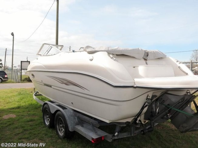 2005 Miscellaneous Stingray 220DR - Used Boat For Sale by Mid-State RV in Byron, Georgia