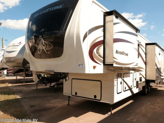 New 2019 Forest River RiverStone 39RLW available in Byron, Georgia