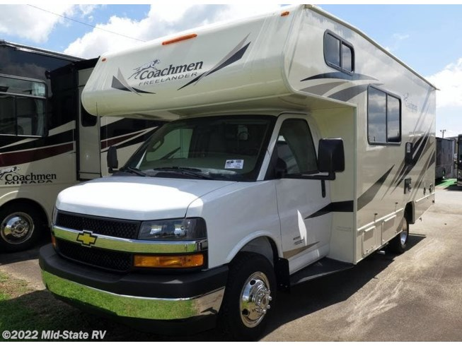 2020 Freelander  Chevy 21QB by Coachmen from Mid-State RV in Byron, Georgia