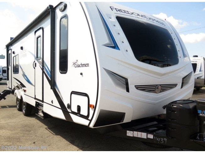 2020 Freedom Express Liberty Edition 276RKDSLE by Coachmen from Mid-State RV in Byron, Georgia