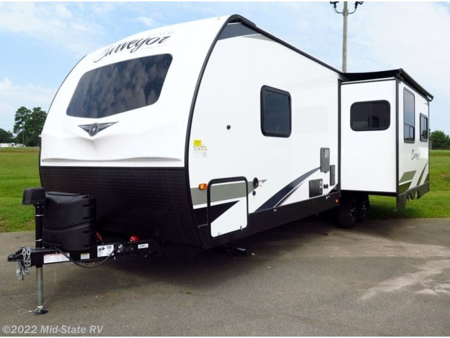 2021 Surveyor Luxury 266RLDS by Forest River from Mid-State RV in Byron, Georgia