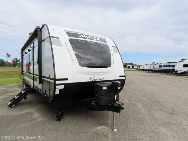 New 2021 Coachmen Apex Ultra Lite 300BHS available in Byron, Georgia