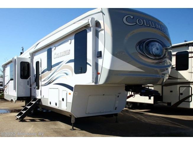 New 2021 Palomino Columbus Compass 366RLC available in Byron, Georgia