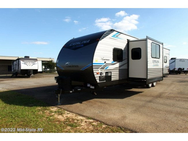 New 2021 Coachmen Catalina Trail Blazer 29THS available in Byron, Georgia