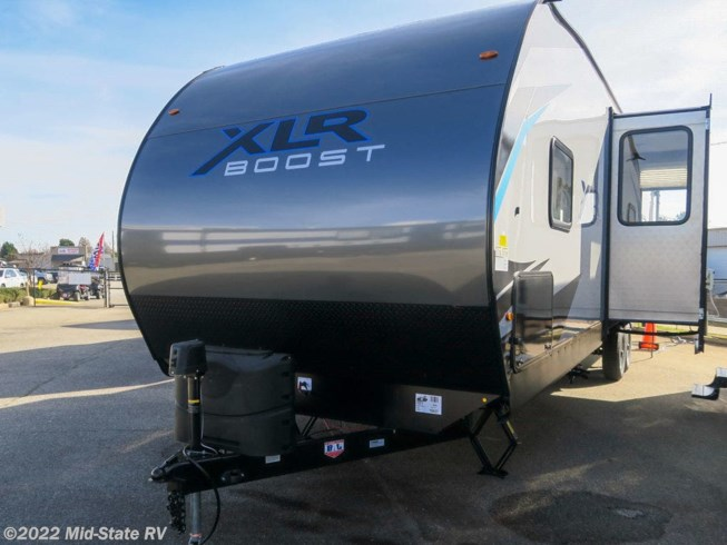 New 2021 Forest River XLR Boost 31QB available in Byron, Georgia
