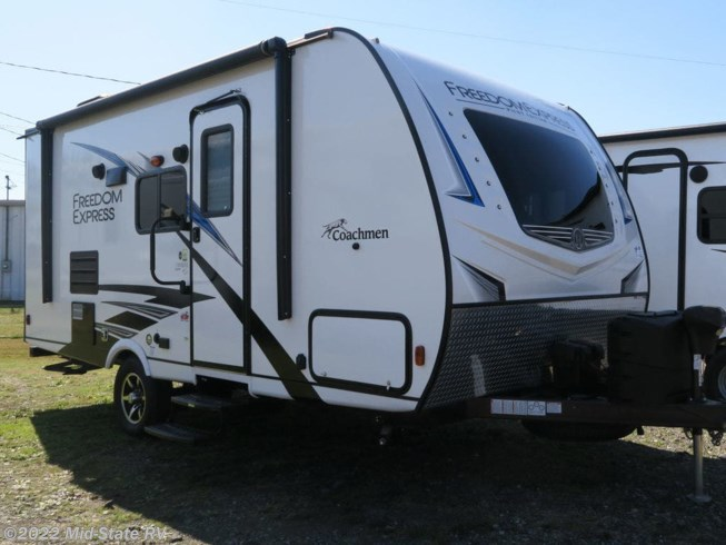 2020 Freedom Express Pilot 20BHS by Coachmen from Mid-State RV in Byron, Georgia