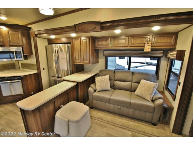2018 Palomino Rv Columbus 340rk For Sale In Grand Rapids