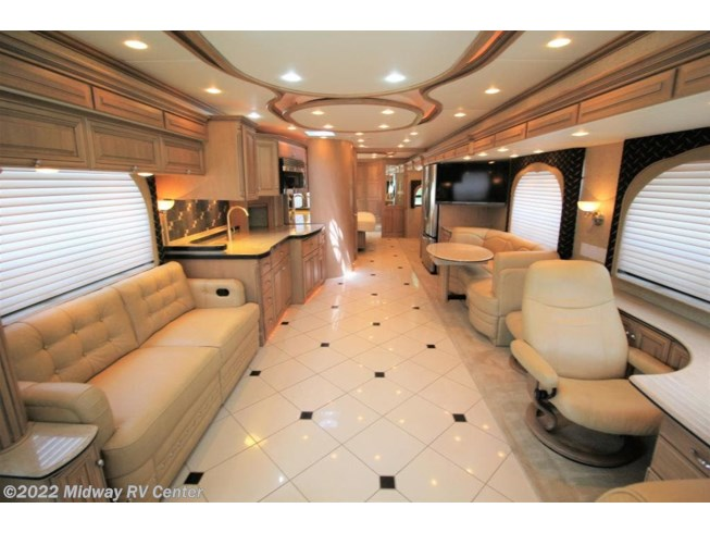 2011 Essex 4524 by Newmar from Midway RV Center in Grand Rapids, Michigan