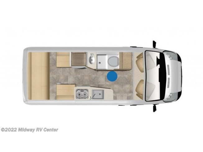 2020 Pleasure-Way Lexor TS - New Class B For Sale by Midway RV Center in Grand Rapids, Michigan