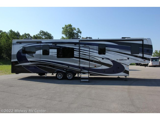 Used 2020 Forest River Riverstone Legacy 37MRE available in Grand Rapids, Michigan