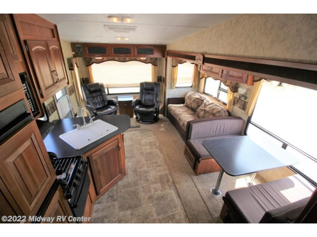2012 Cougar XLite 26SAB by Keystone from Midway RV Center in Grand Rapids, Michigan