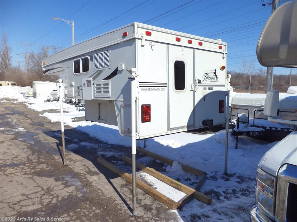 Used truck campers for sale in illinois
