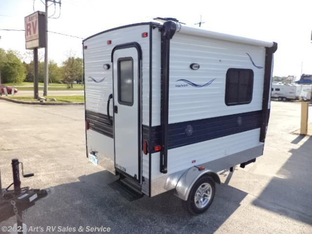 2016 Happy Trails RV Cozy Camper 9 FOOT LONG BOX for Sale ...