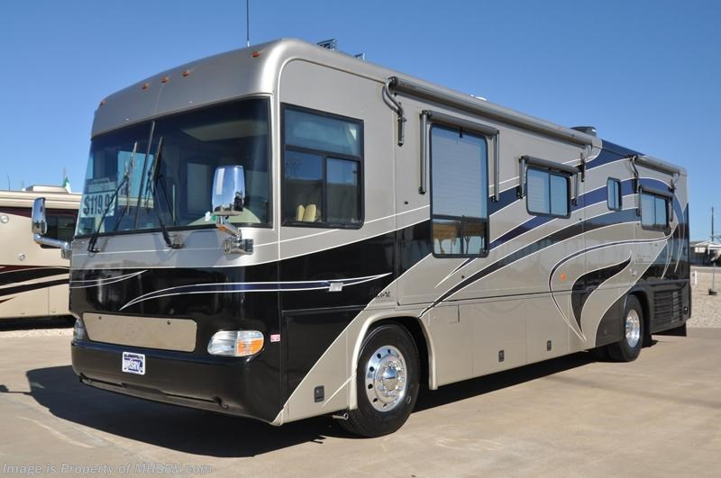 2004 Country Coach Rv Allure W 2 Slides Pendleton Used