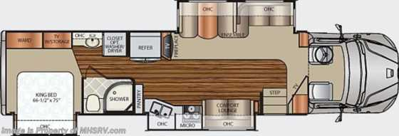 Dynamax Rv Floor Plans: New 2015 Dynamax Corp DX3