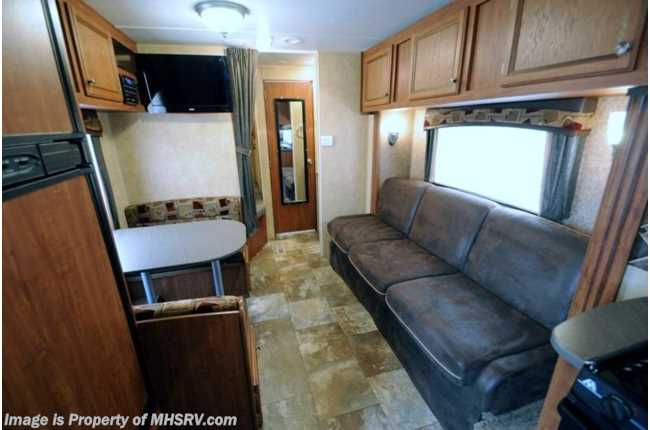 Used 2012 Jayco Jay Flight 28bhs W Slide Amp Bunk Beds