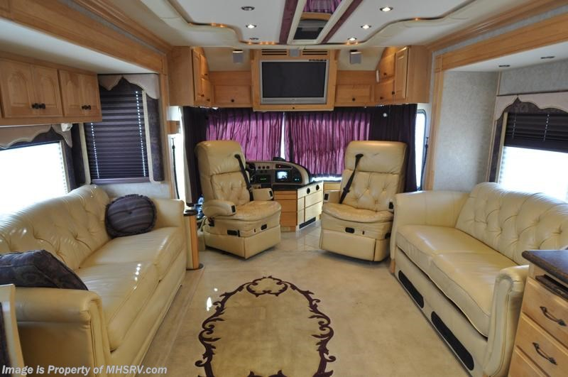 Used 2004 American Coach American Eagle Used Rvs
