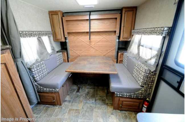 2014 Forest River Rockwood Mini Lite With Murphy Bed