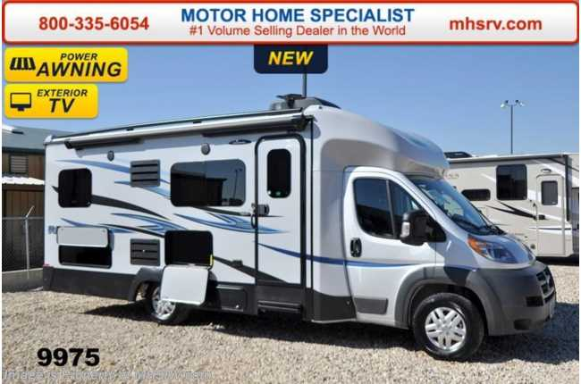 2015 Dynamax Corp Rev 24tb With Two Beds