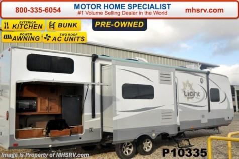 Open Range 308Bhs >> #10335 - 2014 Open Range Open Range Bunk house W/3 slides 308BHS for sale in Alvarado TX