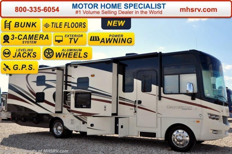 2016 forest river rv georgetown xl 352qs bunk house w 4 for Motor home specialist inc alvarado texas