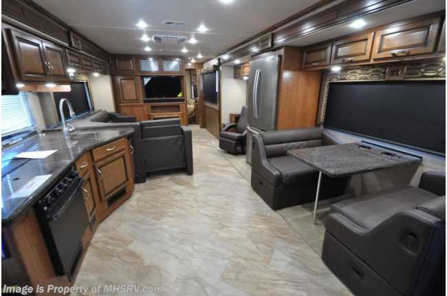 New 2017 Fleetwood Bounder 36y Class A Rv For Sale With