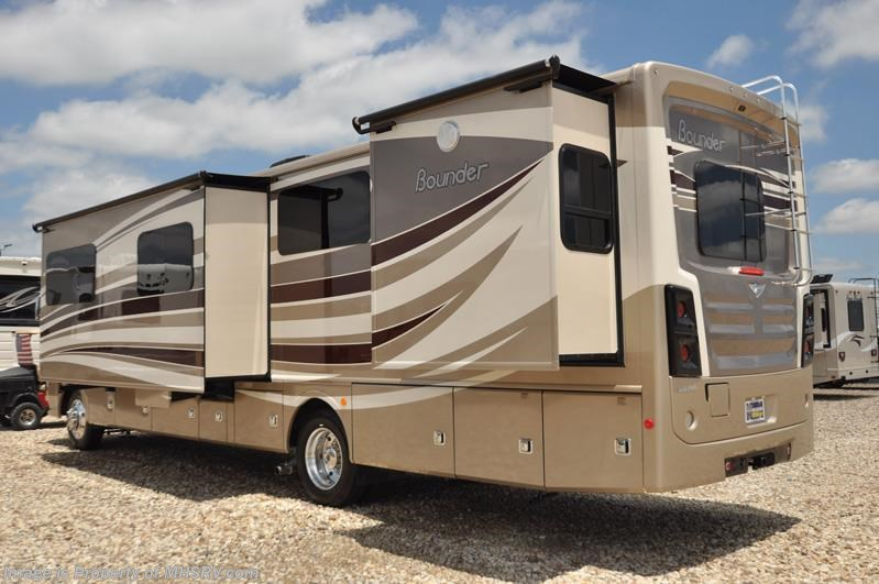 2017 Fleetwood Rv Bounder 36y Class A Rv For Sale With