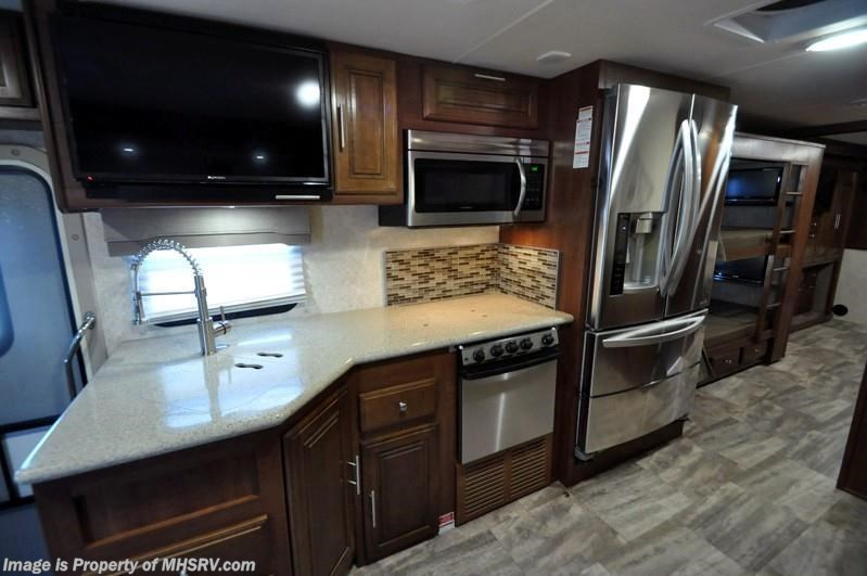 2017 Forest River RV Georgetown 364TS Bunk Model, 2 Full ...