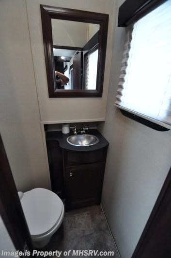 lighting in bathroom 2015 dutchmen rv voltage 3990 bath amp 1 2 hauler w 13485