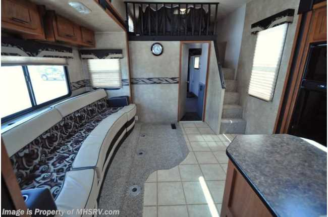 Used 2010 K Z Inferno 4005t Bath 1 2 Toy Hauler With Bunk Beds